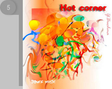 Cover CD Hot corner